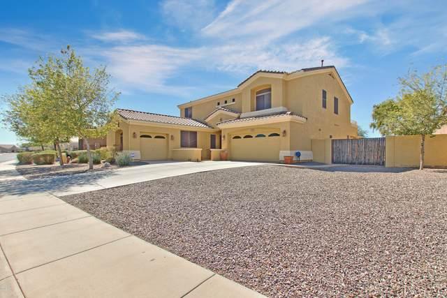 19078 N Stonegate Road, Maricopa, AZ 85138 (MLS #6049897) :: Brett Tanner Home Selling Team