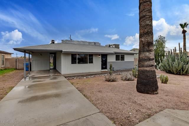 3133 E Mckinley Street, Phoenix, AZ 85008 (MLS #6049929) :: Brett Tanner Home Selling Team