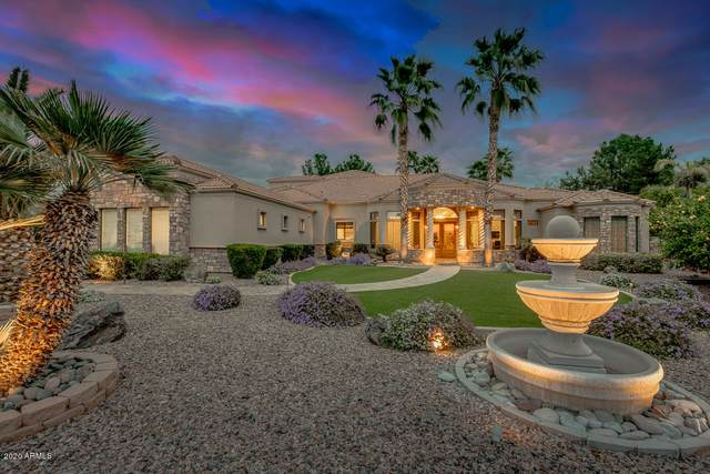 3850 E Huber Street #1, Mesa, AZ 85205 (MLS #6049954) :: Conway Real Estate