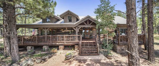 9722 E Forest Road, Lakeside, AZ 85929 (MLS #6049958) :: The Garcia Group
