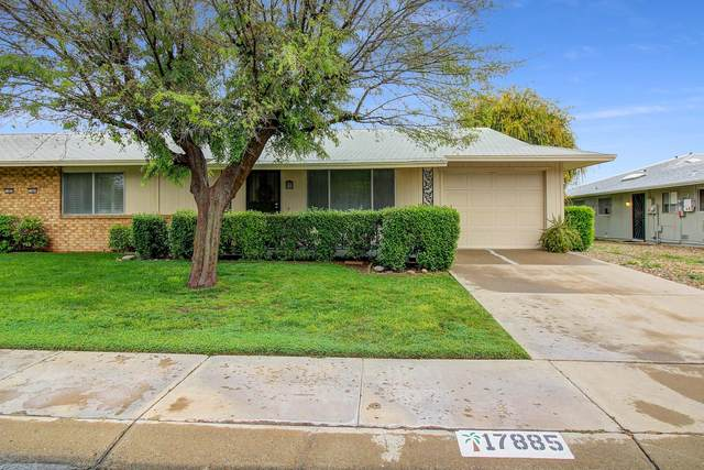 17885 N 99TH Drive, Sun City, AZ 85373 (MLS #6049962) :: Openshaw Real Estate Group in partnership with The Jesse Herfel Real Estate Group