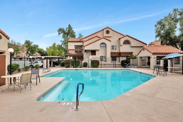839 S Westwood #152, Mesa, AZ 85210 (MLS #6050001) :: Brett Tanner Home Selling Team
