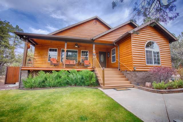 1370 W Sierra Buena Court, Show Low, AZ 85901 (MLS #6050019) :: Conway Real Estate