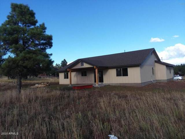 233 Trilogy Drive, Williams, AZ 86046 (MLS #6050037) :: Homehelper Consultants