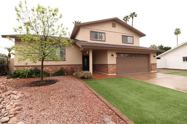 6331 N 83RD Street, Scottsdale, AZ 85250 (MLS #6050064) :: Brett Tanner Home Selling Team