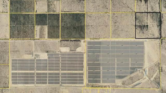 xxx Palomas Road, Hyder, AZ 85333 (MLS #6050074) :: My Home Group