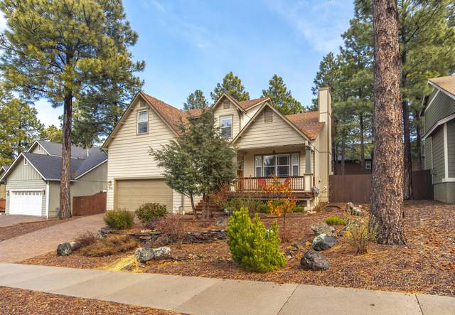 4696 S House Rock Trail, Flagstaff, AZ 86005 (MLS #6050075) :: The Bill and Cindy Flowers Team