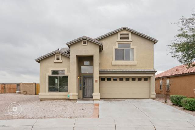 4731 S 235TH Lane, Buckeye, AZ 85326 (MLS #6050113) :: Riddle Realty Group - Keller Williams Arizona Realty