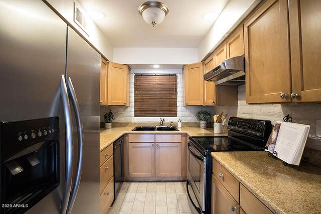 3046 N 32ND Street #330, Phoenix, AZ 85018 (MLS #6050141) :: Brett Tanner Home Selling Team
