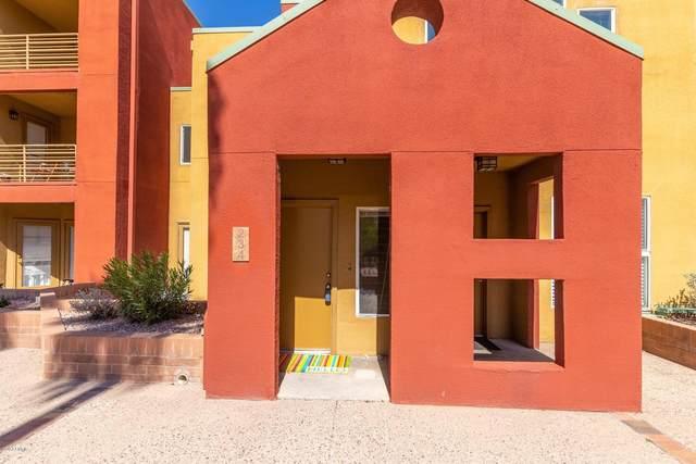 154 W 5TH Street #234, Tempe, AZ 85281 (MLS #6050166) :: Brett Tanner Home Selling Team