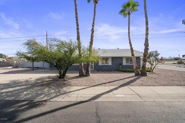 4609 E Greenway Street, Mesa, AZ 85205 (MLS #6050209) :: Conway Real Estate