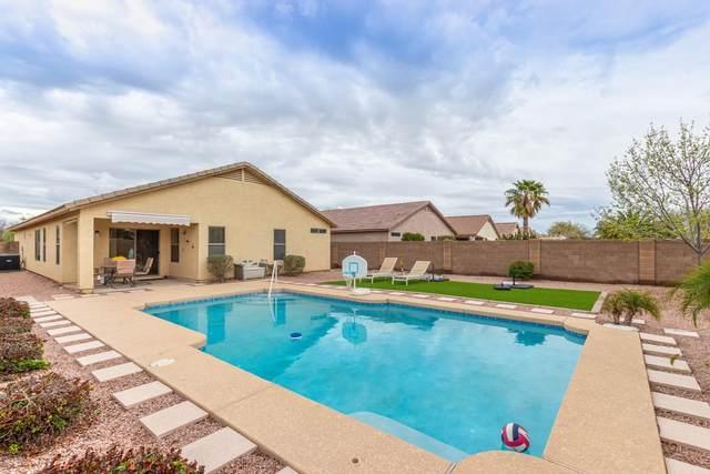 521 W Angus Road, San Tan Valley, AZ 85143 (MLS #6050233) :: Brett Tanner Home Selling Team