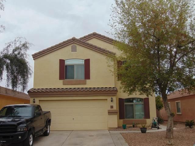 37039 W Amalfi Avenue, Maricopa, AZ 85138 (MLS #6050258) :: Brett Tanner Home Selling Team