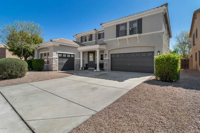 19725 E Canary Way, Queen Creek, AZ 85142 (MLS #6050309) :: Brett Tanner Home Selling Team