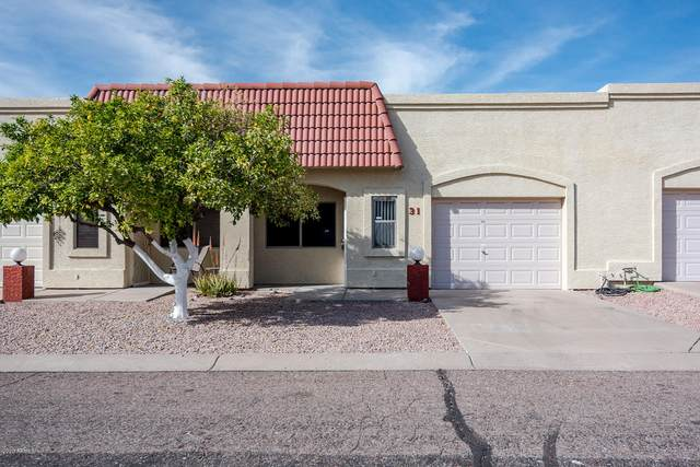 1951 N 64TH Street #31, Mesa, AZ 85205 (MLS #6050409) :: The Property Partners at eXp Realty