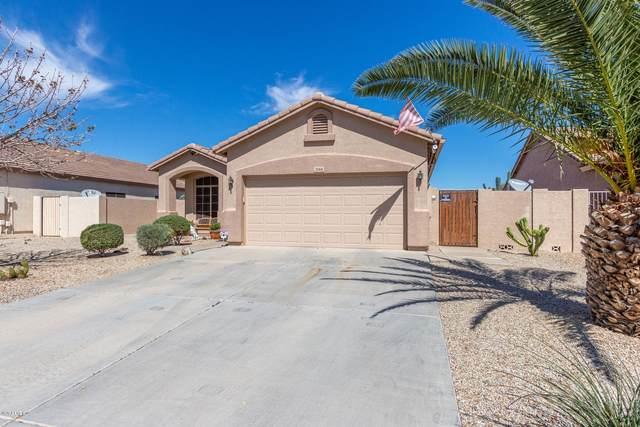 3144 E Pinto Valley Road, San Tan Valley, AZ 85143 (MLS #6050451) :: The Laughton Team