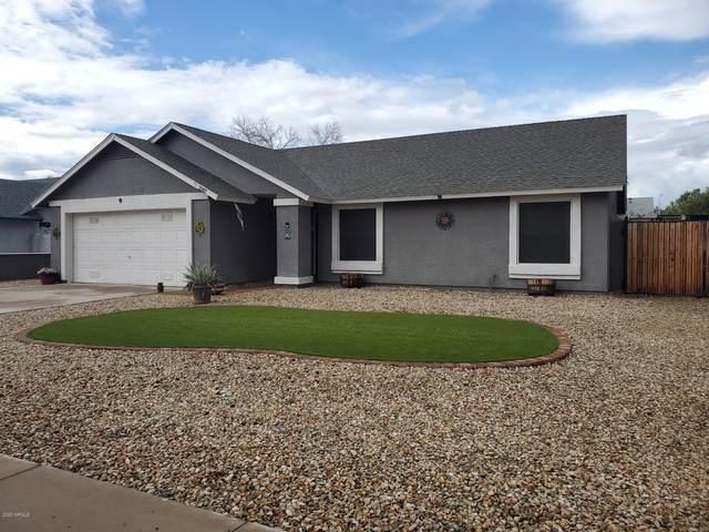 8826 W Townley Avenue, Peoria, AZ 85345 (MLS #6050455) :: Brett Tanner Home Selling Team