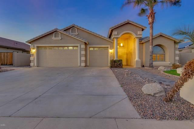 3738 E Loma Vista Street, Gilbert, AZ 85295 (MLS #6050476) :: Riddle Realty Group - Keller Williams Arizona Realty