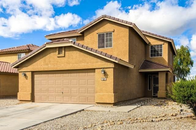 274 S 18TH Street, Coolidge, AZ 85128 (MLS #6050490) :: Brett Tanner Home Selling Team