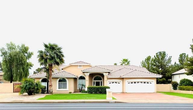 2215 E Hermosa Vista Drive, Mesa, AZ 85213 (MLS #6050502) :: Conway Real Estate