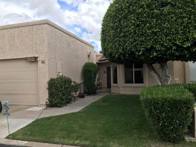 725 S Arrowwood Way, Mesa, AZ 85208 (MLS #6050548) :: The Property Partners at eXp Realty