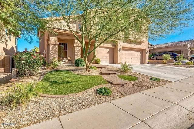 29031 N 69TH Drive, Peoria, AZ 85383 (MLS #6050557) :: The Laughton Team
