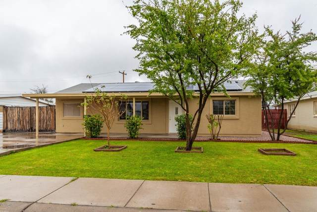 11819 N 113TH Avenue, Youngtown, AZ 85363 (MLS #6050593) :: Conway Real Estate