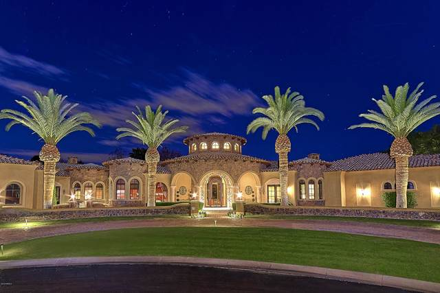 5430 E Fanfol Drive, Paradise Valley, AZ 85253 (MLS #6050621) :: Lifestyle Partners Team