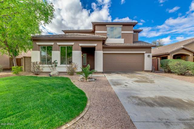 685 W Jersey Way, San Tan Valley, AZ 85143 (MLS #6050673) :: Brett Tanner Home Selling Team