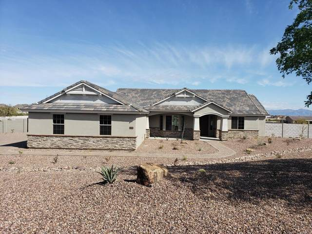 25524 S 188th Way, Queen Creek, AZ 85142 (MLS #6050795) :: The Daniel Montez Real Estate Group