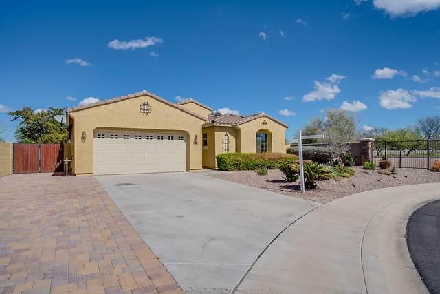 3490 E Yellowstone Place, Chandler, AZ 85249 (MLS #6050801) :: Brett Tanner Home Selling Team