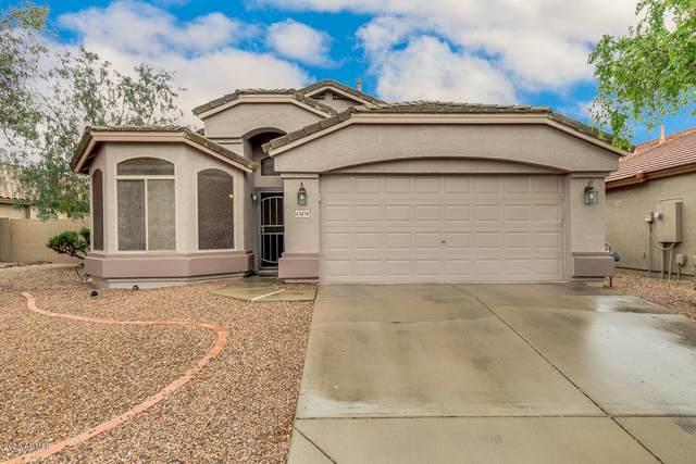 43878 W Wade Drive, Maricopa, AZ 85138 (MLS #6050819) :: The W Group