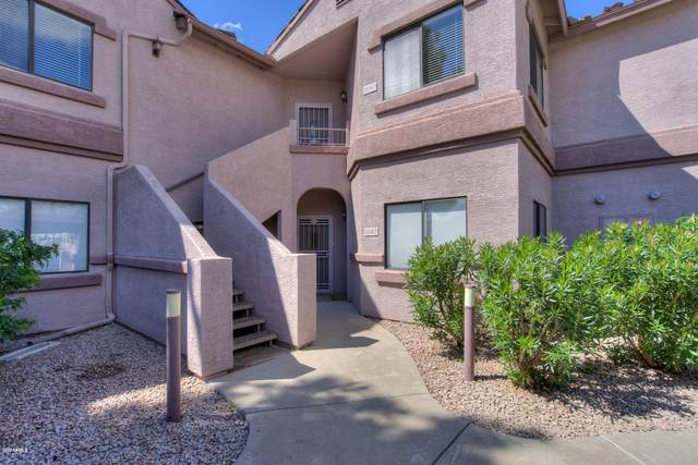 9455 E Raintree Drive #2047, Scottsdale, AZ 85260 (MLS #6050828) :: Brett Tanner Home Selling Team