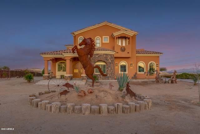 2723 S 233RD Avenue, Buckeye, AZ 85326 (MLS #6050861) :: Brett Tanner Home Selling Team