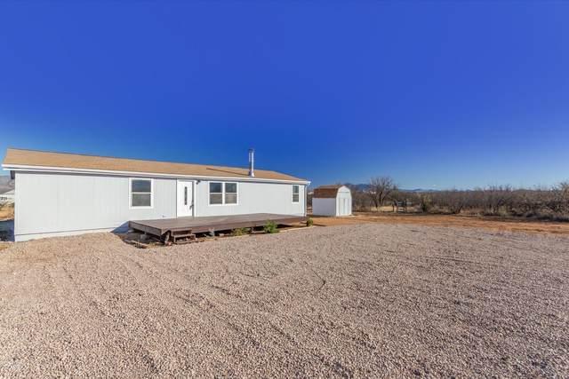 4923 S Clayton Road, Sierra Vista, AZ 85650 (MLS #6050937) :: Conway Real Estate