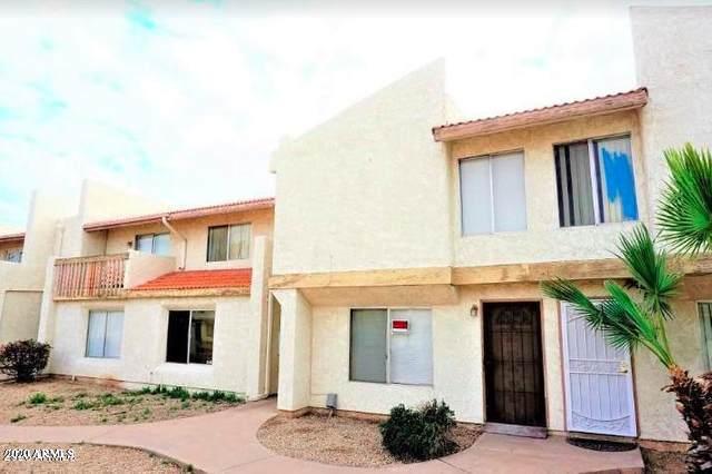 3840 N 43RD Avenue #26, Phoenix, AZ 85031 (MLS #6050966) :: Lifestyle Partners Team