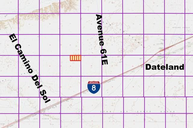 0000 El Camino Del Sol, Dateland, AZ 85333 (MLS #6051046) :: Lucido Agency