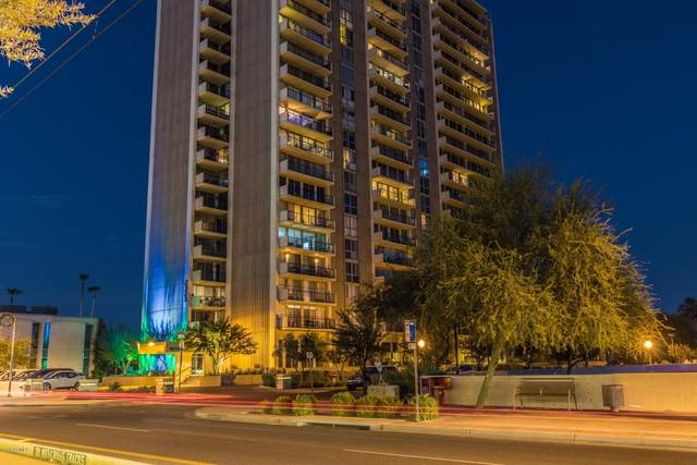 2323 N Central Avenue #202, Phoenix, AZ 85004 (MLS #6051070) :: Lifestyle Partners Team