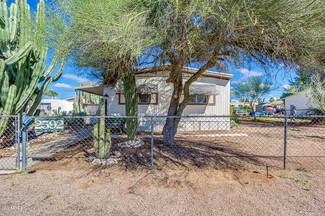 2592 W Ohio Street, Apache Junction, AZ 85120 (MLS #6051085) :: Brett Tanner Home Selling Team
