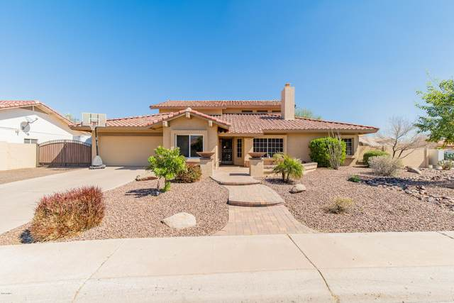 12451 N 71ST Drive N, Peoria, AZ 85381 (MLS #6051086) :: Lux Home Group at  Keller Williams Realty Phoenix