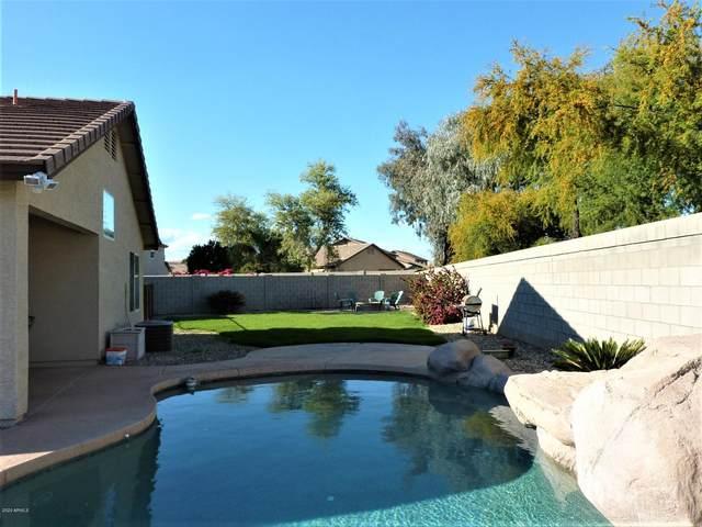 20463 N 81ST Drive, Peoria, AZ 85382 (MLS #6051094) :: Howe Realty