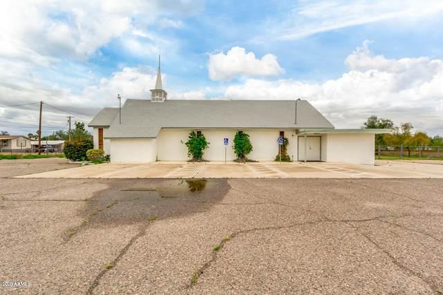 846 S Cedar Drive, Apache Junction, AZ 85120 (MLS #6051167) :: Conway Real Estate