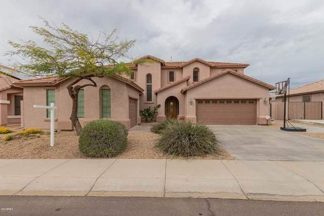 1718 E Iris Drive, Chandler, AZ 85286 (MLS #6051170) :: Brett Tanner Home Selling Team