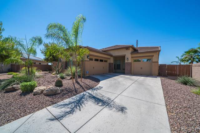 2745 E Blue Spruce Lane, Gilbert, AZ 85298 (MLS #6051226) :: Revelation Real Estate