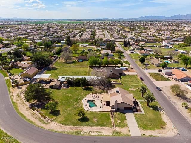 16601 W Hilton Avenue, Goodyear, AZ 85338 (MLS #6051251) :: Nate Martinez Team