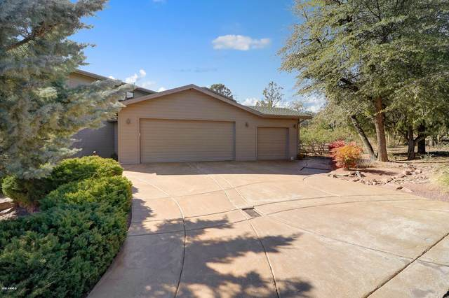 1025 N Scenic Drive, Payson, AZ 85541 (MLS #6051252) :: Arizona 1 Real Estate Team