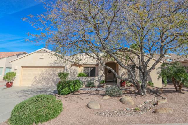 9920 E Sunburst Drive, Sun Lakes, AZ 85248 (MLS #6051264) :: Long Realty West Valley