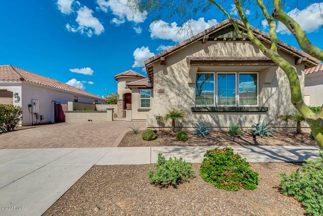 10706 E Lincoln Avenue, Mesa, AZ 85212 (MLS #6051329) :: Lucido Agency