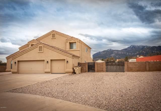 2610 E Eagle Rock Drive, Sierra Vista, AZ 85650 (MLS #6051339) :: Brett Tanner Home Selling Team