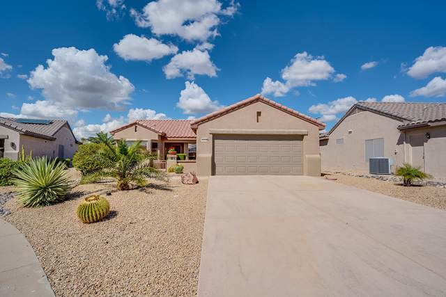 16518 W Lone Tree Court, Surprise, AZ 85374 (MLS #6051411) :: Howe Realty